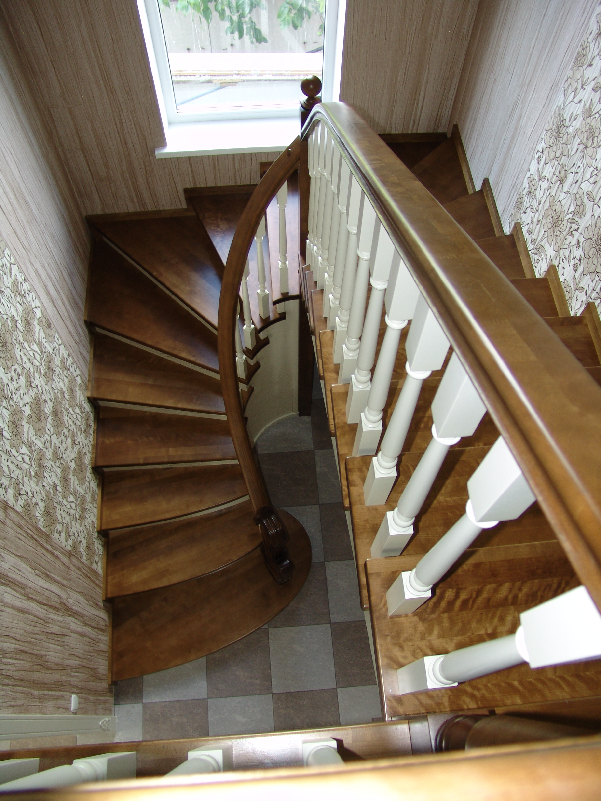 Лестница в частный дом